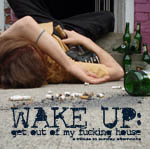 v/a - wake up: get out of my fucking house
